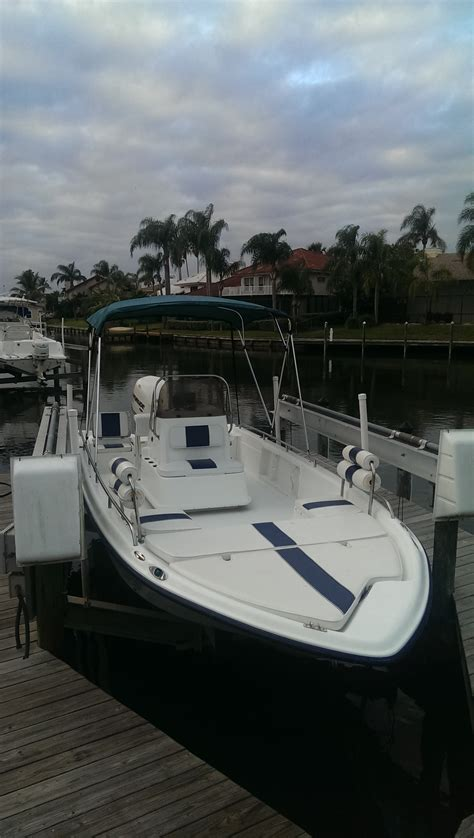 party boat fishing melbourne fl 2003 polar 23 bay boat w 250 etec warr until jul 2015