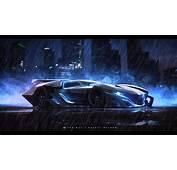 Lamborghini Ankonian Live 3D Art  The Bat YouTube