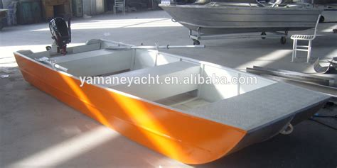 flat bottom work boats for sale aluminum work boat for sale flat bottom stable china buy