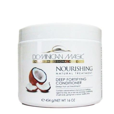 dominican oil to grow hair dominican magic deep fortifying conditioner anti aging