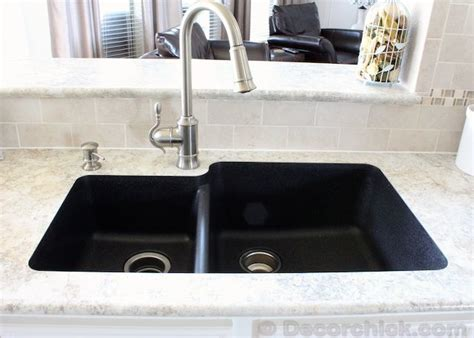 quartz countertop with undermount sink karran quartz sink kitchen dreams