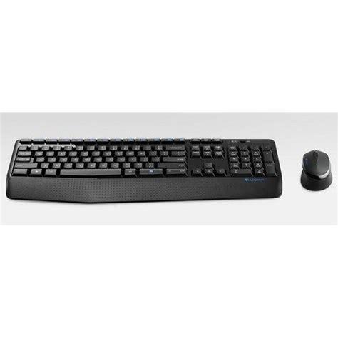 Keyboard Logitech Mk345 logitech mk345 wireless keyboard and mouse combo black 920 006491 techbuy australia