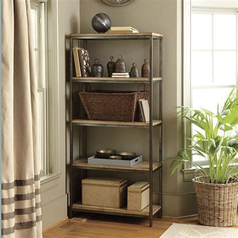 durham bookcase industrial bookcases by ballard