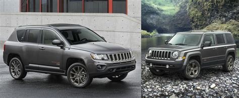 Jeep Compass Replacement 2017 Jeep Compass Replacement To Start Production On