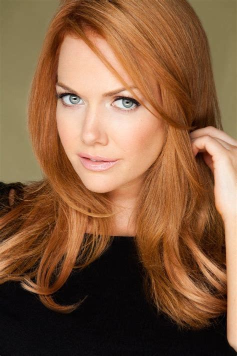 blonde with a tint of red what color is this strawberry blonde hair light red hair red pinterest