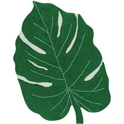 Tapis Scandinave Bleu 373 by Tapis Monstera Leaf Feuille Vert Canals Www Itao