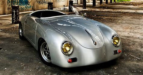 porsche speedster kit car this porsche 356 speedster kit car is a labor of