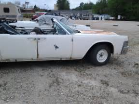 lincoln continental 1965 for sale 1965 lincoln continental convertibles for sale used cars