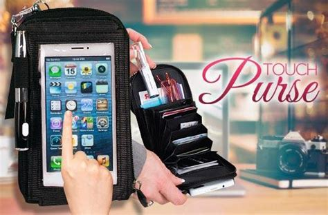 Touch Purse As Seen Tv Diskon 51 touch purse promo for your phone iphone samsung