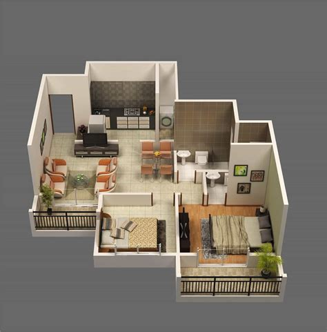 design plans 3d two bedroom house layout design plans 22449 interior