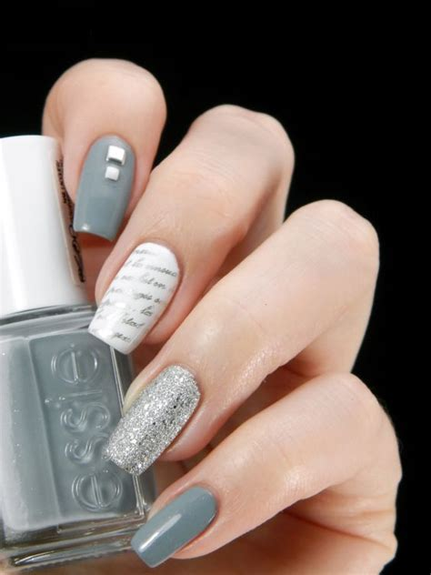 Ongle Gel Gris by Ongles Gris