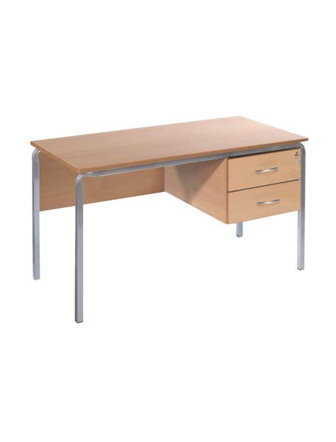 Bent Desk by 1200x600mm Teachers Desk Crushed Bent Cbtd 126 Md 3ped
