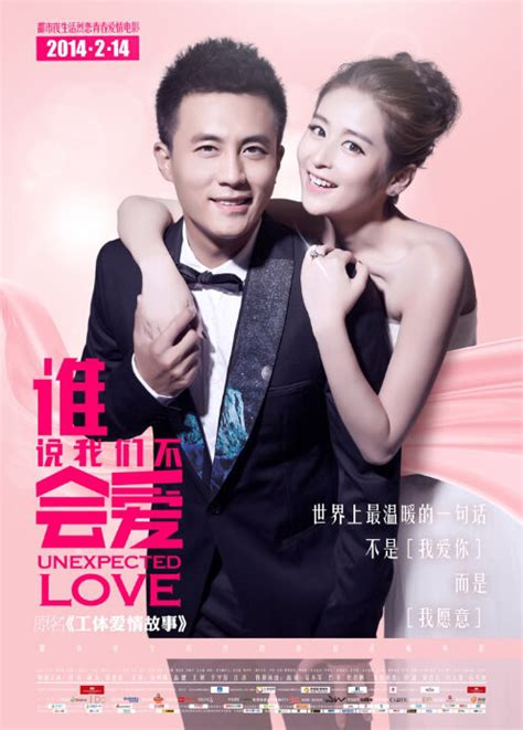 film unexpected love photos from unexpected love 2014 movie poster 12