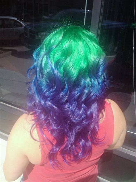 special effects hair color blurp on flickr