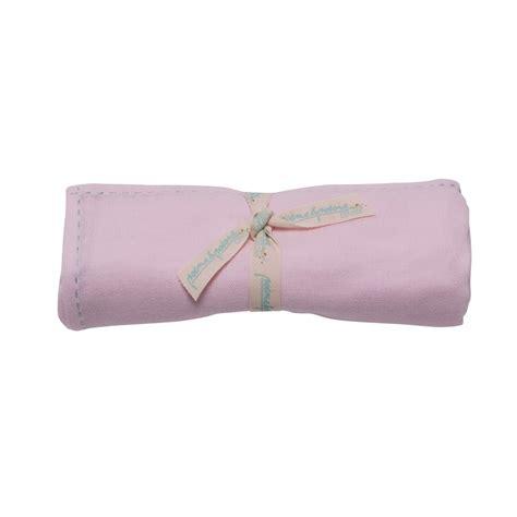 Handmade Top - poeme et poesie handmade top stitch border swaddle pink