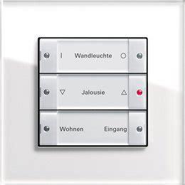 Beschriftung Jung Tastsensoren by Gira Tastsensor 3 Komfort F 252 R Das Knx System