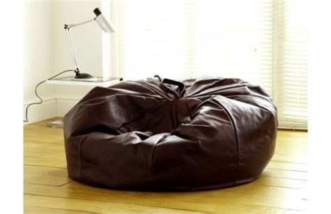 leather bean bag paper weights leather beanbag macy the chesterfield company