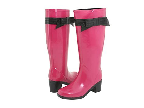 7 Cutest Boots For Un Weather Days by Kate Spade Randi 7 Cutest Boots For Un Weather