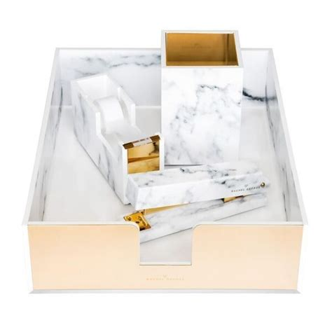 acrylic gold desk accessories george acrylic marble desk set acrylic marble