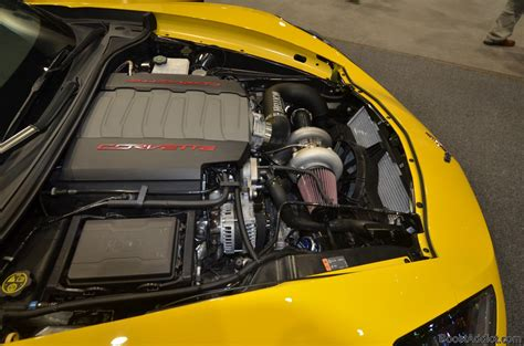 C7 Corvette Turbo Kit by Boostaddict Sema 2015 Hellion Power Systems Debuts