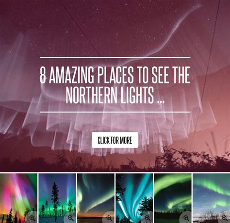 Places To Go See Lights Oulanka National Park 8 Amazing Places To See The Northern