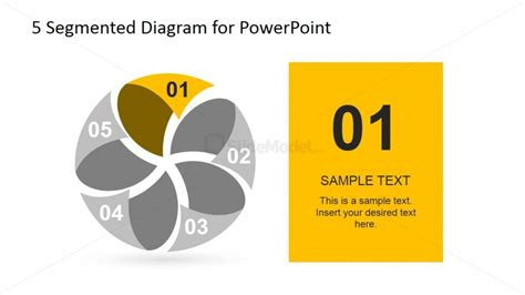 3 step spherical segmented diagram for powerpoint slidemodel spherical diagram design for powerpoint step 1 slidemodel