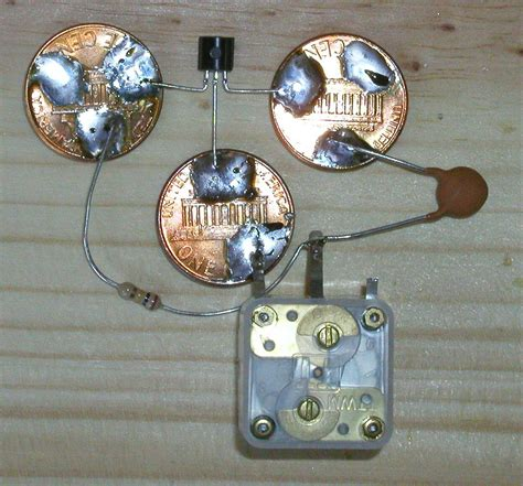 how do you make a variable capacitor chapter 3 electrochemistry build a radio receiver simple radio circuit