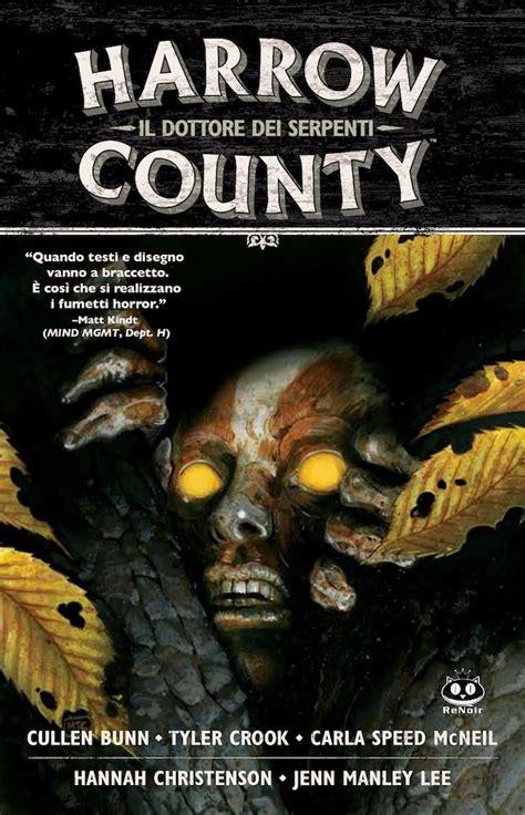 harrow county volume 1 161655780x harrow county vol 3 di cullen bunn e tyler cook fumettologica