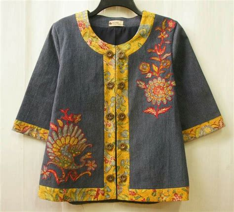 Marioline Kimono Batik Blouse Blus Atasan Wanita 1000 images about embroidery on embroidered quilts tunics and machine embroidery