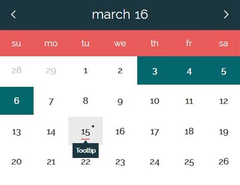 date format in javascript datepicker beautiful pure javascript date picker with events support