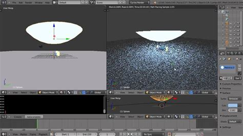 blender lighting tutorial cycles blender tutorial softening light edges with cycles