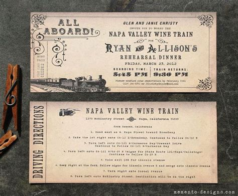 printable train tickets uk vintage train ticket invitation diy printable ticket