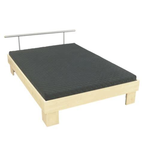 futonbett ohne matratze futonbett fenja 120 x 200 ohne lattenrahmen und matratze