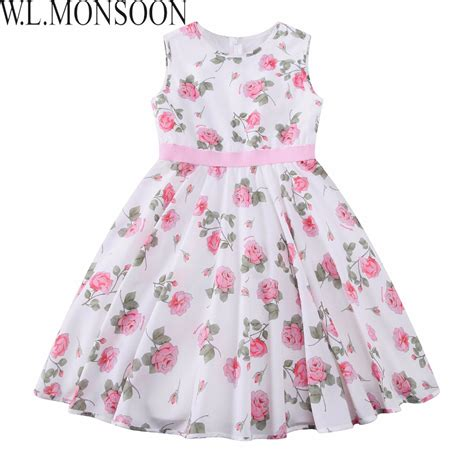 design clothes for baby girl aliexpress com buy w l monsoon princess dress baby girls