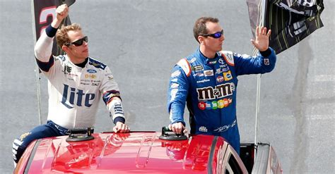 sponsorship agreement means   nascar top drivers   ride