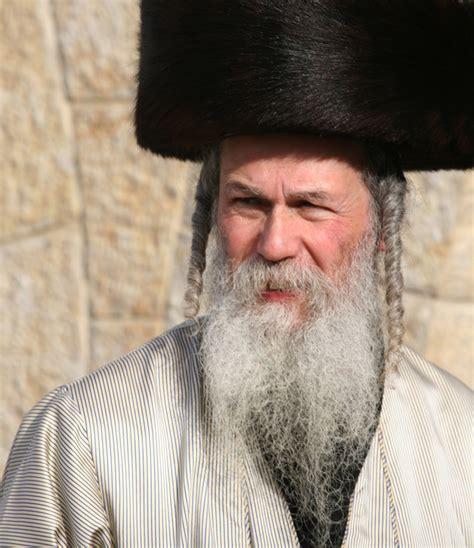 rabbi shlomo pappenheim  traditional shtreimel fur