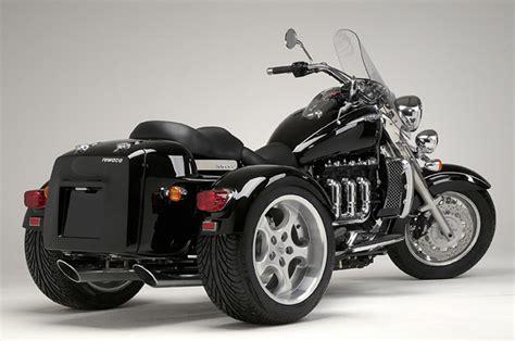 Dreirad Motorrad Mieten by Triumph Dreiradler Modellnews