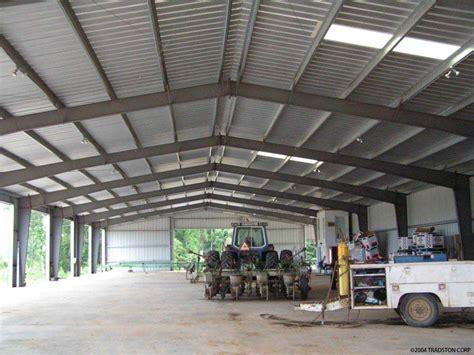 Steel Pole Barn Agricultural Steel Buildings Metal Farm Buildings Pole