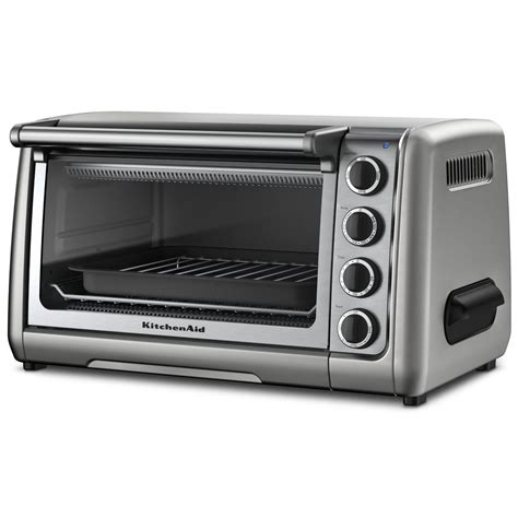 toaster oven kitchenaid toaster oven only 54 99 reg 120 mojosavings