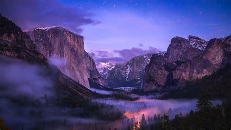 christmas at yosemite
