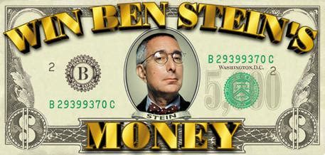 Win Ben Stein S Money Jimmy Kimmel - win ben stein s money wikipedia