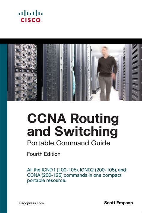cisco ccna command guide computer networking series books ccna routing and switching portable command guide icnd1