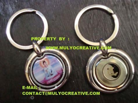 Buat Gantungan Kunci Bordir | pesan name tag lencana pin plakat lycal resin atribut