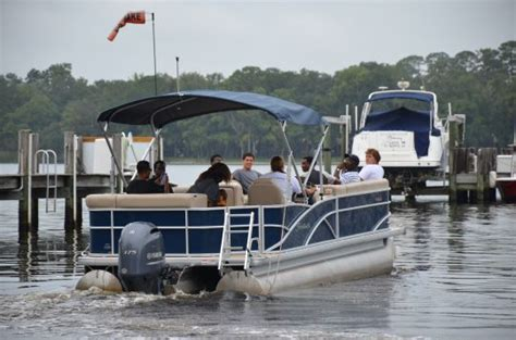 boat club julington creek nonprofit news a day of fun on the water for daniel