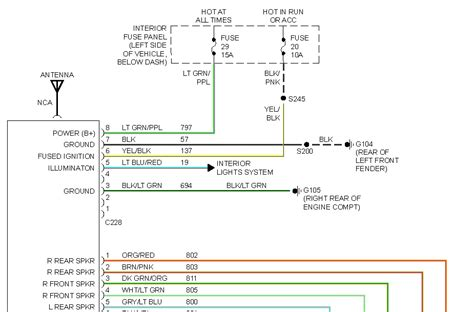 ford explorer radio wiring diagram wiring diagrams i am trying to find the wiring diagram