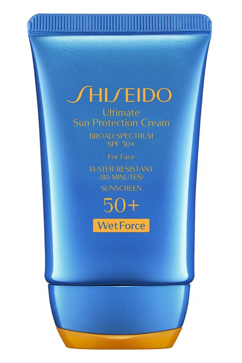 Shiseido Sunscreen shiseido ultimate protection lotion your