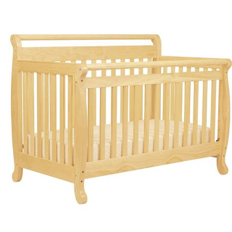 Davinci Emily 4 In 1 Convertible Wood Baby Crib With Wood Convertible Cribs