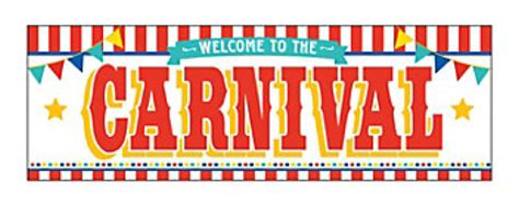 carnival sign template www imgkid com the image kid