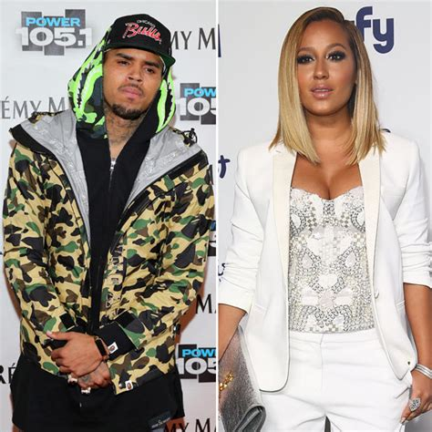 chris brown adrienne bailon feud fans freak out on chris brown adrienne bailon feud fans freak out on