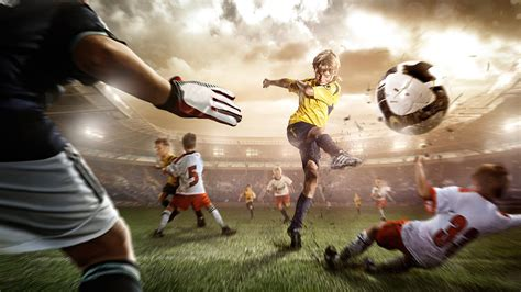 imagenes wallpapers hd futbol soccer children goal hd wallpaper 187 fullhdwpp full hd